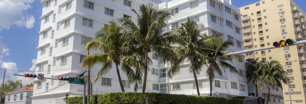 レッド サウス ビーチ ホテル - マイアミ・ビーチ - 建物