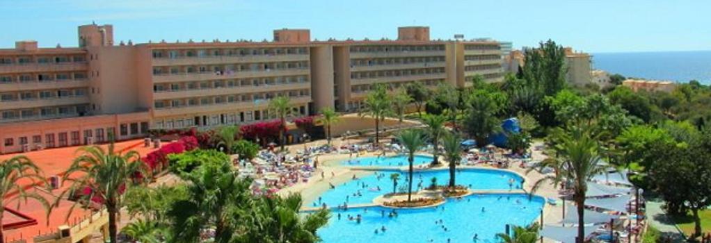 Club Cala Romani - Cales de Mallorca - 建物