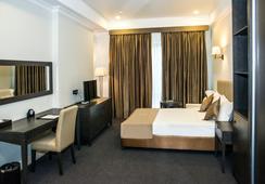 アンバサダー ホテル - ビシュケク - 寝室